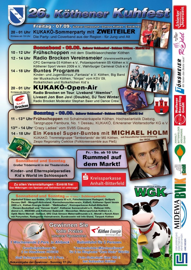 kuhfest 18 flyer klein Andere